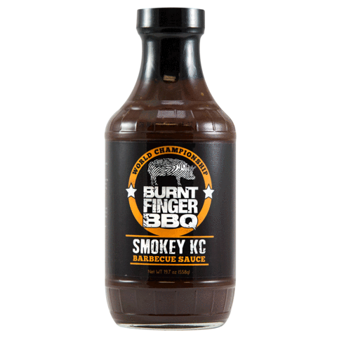 Burnt Finger Smokey Kansas City BBQ Sauce