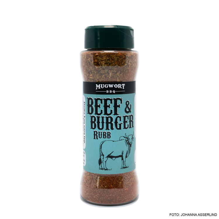 Mugwort Beef & Burger rubb