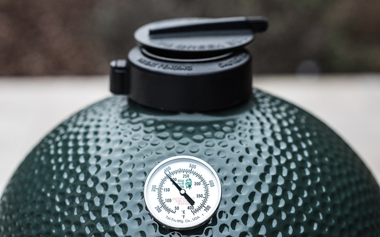 Regulator till Big Green Egg