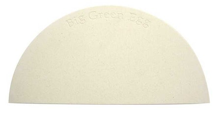 Grillsten Big Green Egg Halv