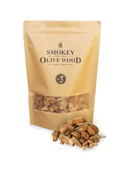 Olive Wood Chips Nº3