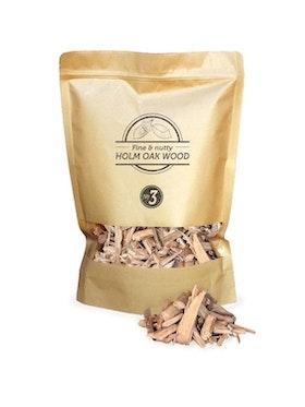 Holm Oak Wood Chips Nº3