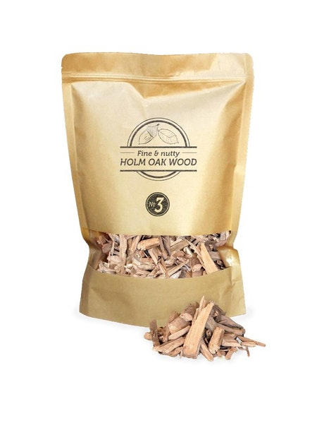 Holm Oak Wood Chips Nº3