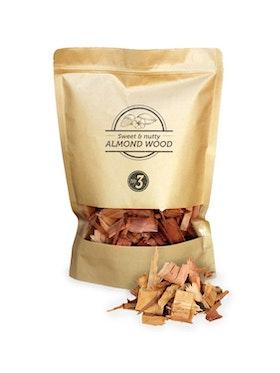 Almond Wood Chips Nº3