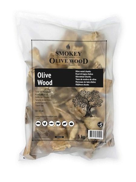 Olive Chunks 5 kg