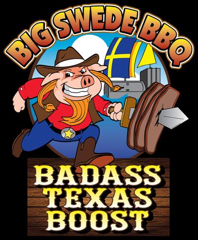 Big Swede Badass Texas Boost (340 g)
