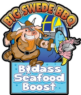 Big Swede Badass Seafood Boost (275 g)