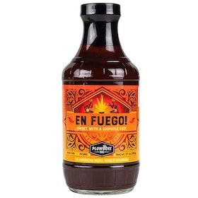 Plowboys En Fuego BBQ sauce