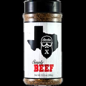 Smokin X Simply Beef Rub