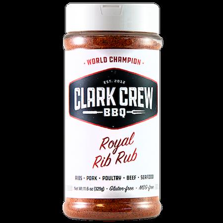 Clark Crew BBQ Royal Rib Rub (329 g)