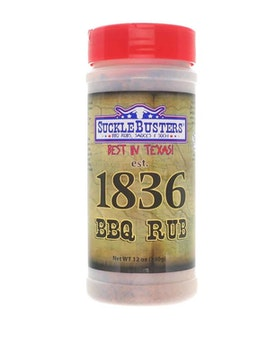 Sucklebuster 1836 Beef Rub 113g-4oz