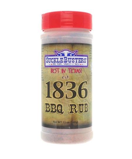 Sucklebuster 1836 Beef Rub (113g)
