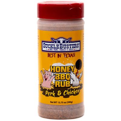 Sucklebuster Honey BBQ Rub (113g)