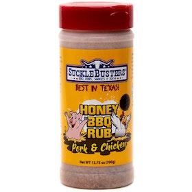Sucklebuster Honey BBQ Rub 113g-4oz