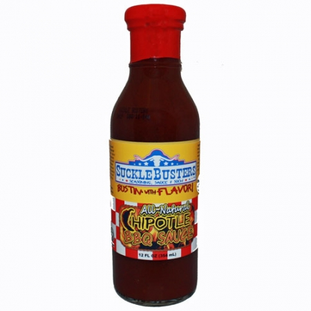 Sucklebuster Chipotle BBQ Sauce (354 ml)