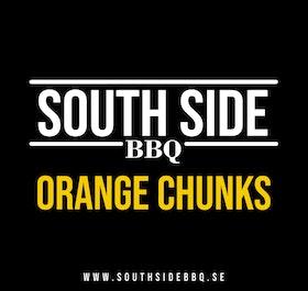 Orange Chunks 2 kg