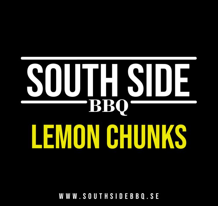 Lemon Chunks 2 kg