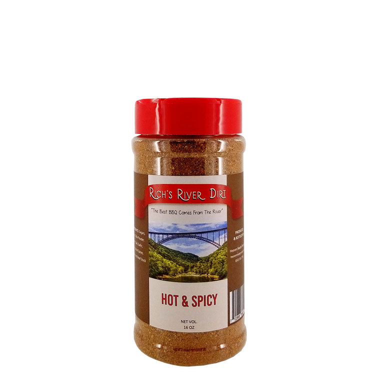 Rich's River Dirt Hot & Spicy