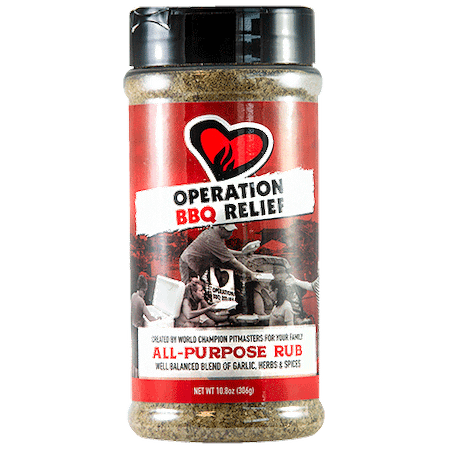 Operation BBQ Relief All-Purpose (306 g)