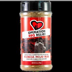 Operation BBQ Relief Florida Mojo (295 g)