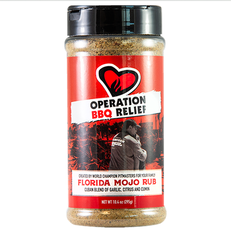 Operation BBQ Relief Florida Mojo (295 g)