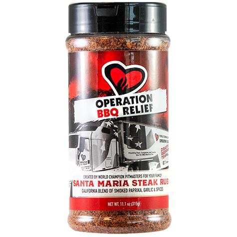 Operation BBQ Relief Santa Maria Steak (315 g)