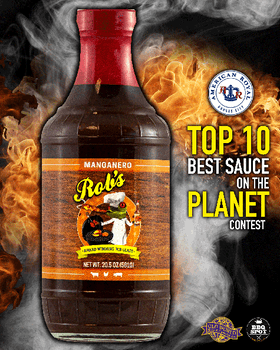 Rob's Manganero Sauce (581 g)