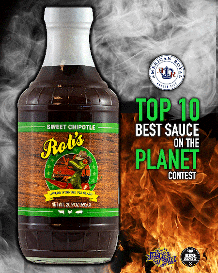 Rob's Frog Sweet Chipotle Sauce (592 g)