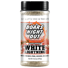 Boar's Night Out - Spicy White Lightning