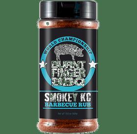 Burnt Fingers Smokey KC All Purpose (369 g)