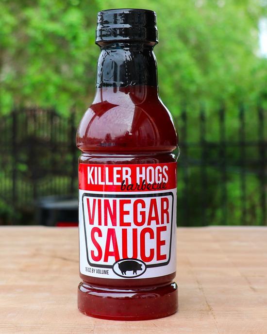 Killer Hogs Vinegar Sauce (453 g)