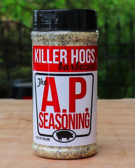 Killer Hogs The A.P. Rub (415 g)