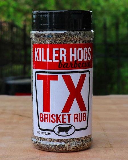 Killer Hogs TX Brisket Rub