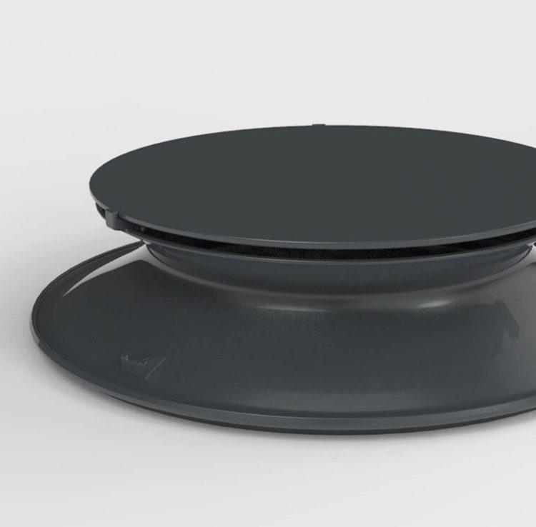 Sloroller Hyperbolic Smoke Chamber (Big Joe)