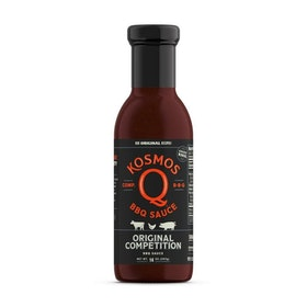 Kosmos Q COMPETITION BBQ Sauce (397 g)