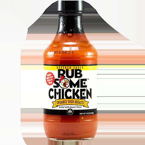 Rub Some Chicken Buffalo Sauce (510 g)