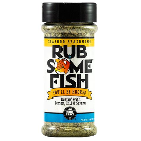 Rub Some Fish (159 g)