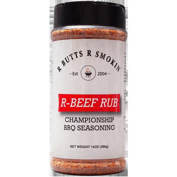 "R-Butts-R-Smokin ""R-Beef"" Rub (396 g)"