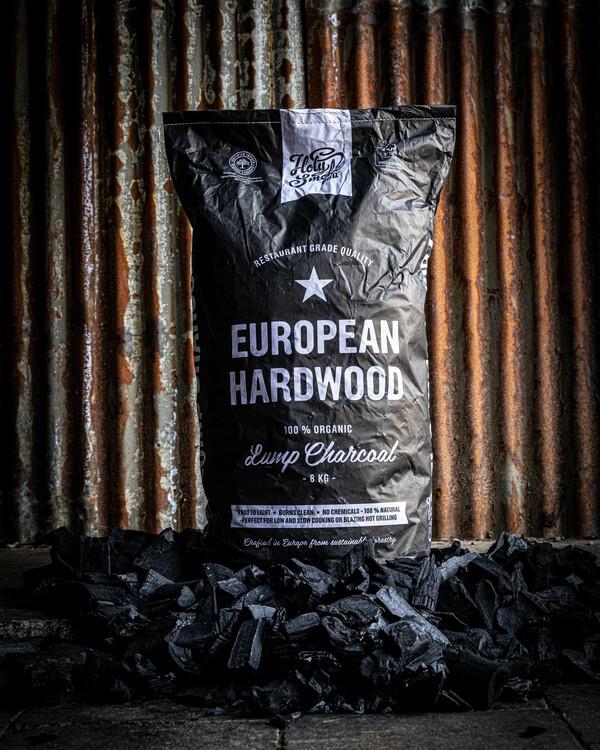 Holy Smoke BBQ European Hardwood 8 kg