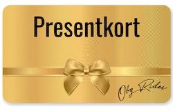 Presentkort 15.000kr