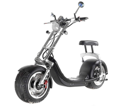 OBG Rides Elscooter V3 1200W