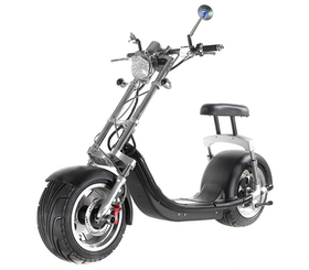 OBG Rides Elscooter V3 1200W