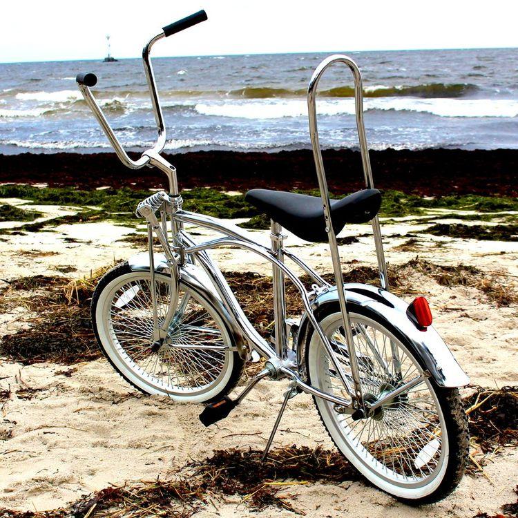 cykel med limpsadel