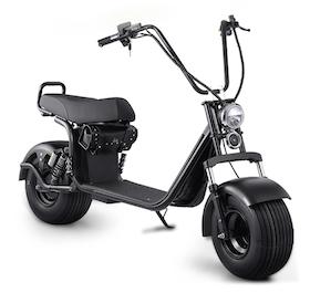 OBG Rides Elscooter v2 1000w *FÖRHANDSBOKNING*