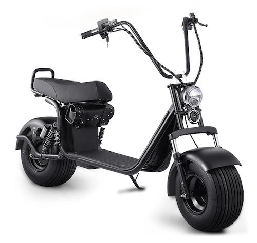 OBG Rides Scooter v2 1000w *FÖRHANDSBOKNING*