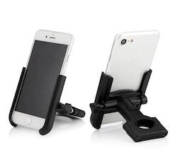 Mobilhållare för styre
