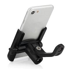 Mobilhållare spegelmontering