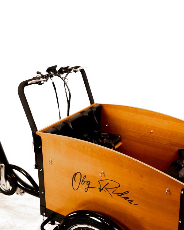 OBG Rides Cargobike 250W