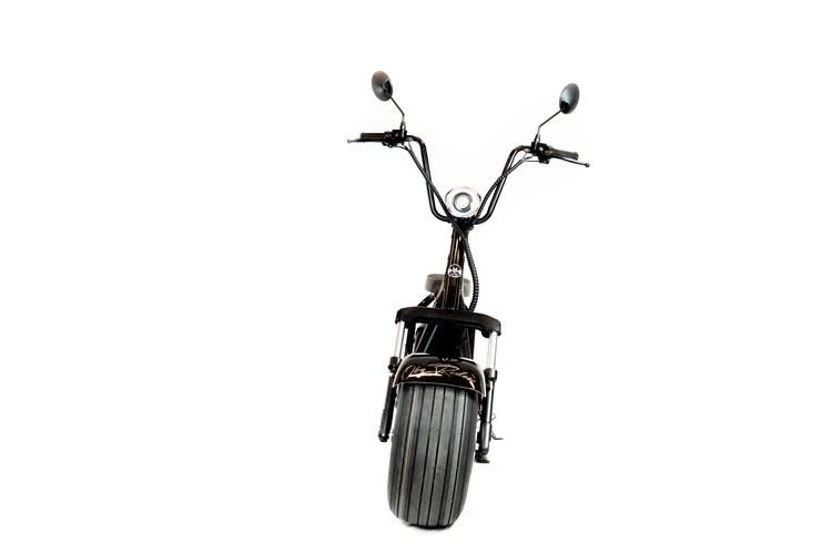 OBG Rides Elscooter 2000w stötdämpare *FÖRHANDSBOKNING*