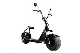 OBG Rides Elscooter V1 1000w Stötdämpare